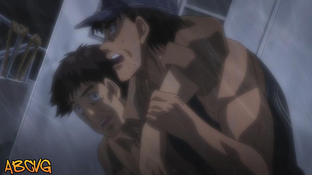Hajime no Ippo: The Fighting! Rising