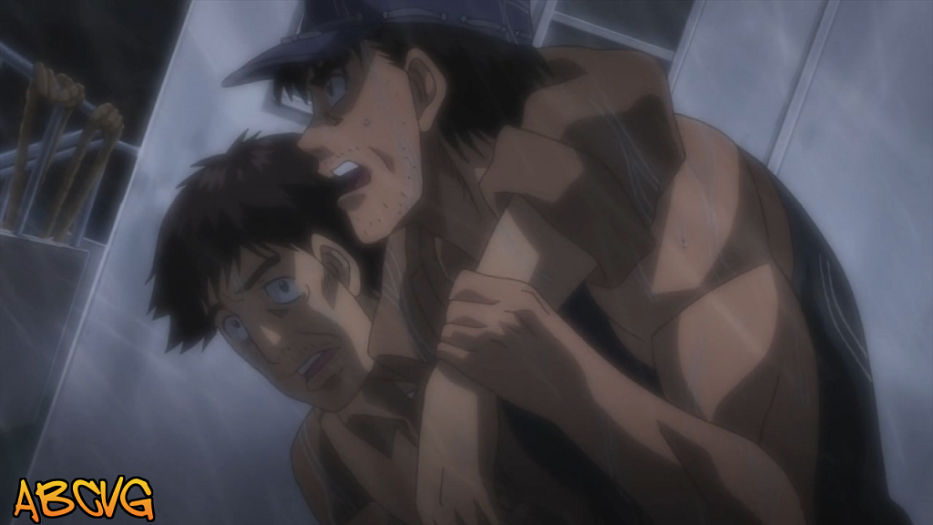 Hajime no Ippo: The Fighting! Rising